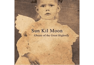 Sun Kill Moon - Ghosts Of The Great Highway [CD]