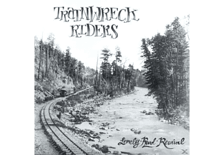 Trainwreck Riders - Lonely Road Revival - (CD)