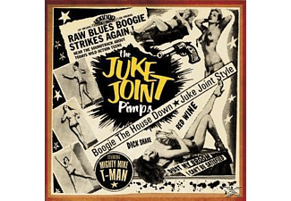 Juke Joint Pimps - Boogie The House Down - (CD)