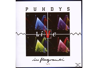 Puhdys - Inflagranti.Live - (CD)