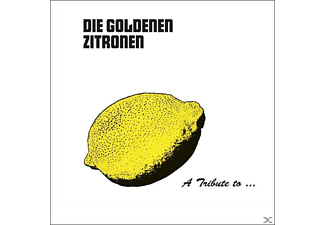 VARIOUS - A Tribute To: Die Goldenen Zitronen - (CD)