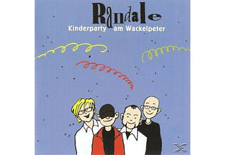 Randale - Kinderparty Am Wackelpeter - (CD)