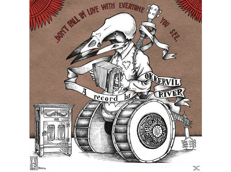 Okkervil River - Don't Fall In Love With Everyone You See [Vinyl]