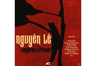 NGUYEN LE WITH KARIM ZIAD / PAOLO F, Nguyên Lê - Maghreb & Friends - (CD)