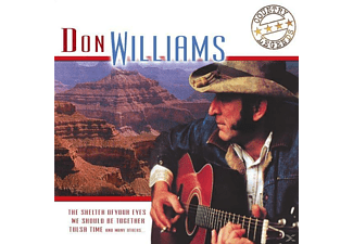 Don Williams - WILLIAMS,DON - (CD)