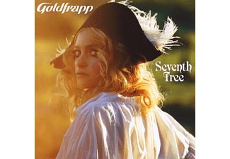 Goldfrapp - Seventh Tree - (CD)