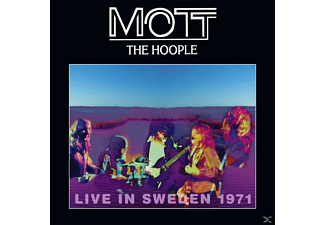 Mott the Hoople - Live In Sweden 1971 - (Vinyl)