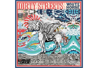Dirty Streets - White Horse - (CD)