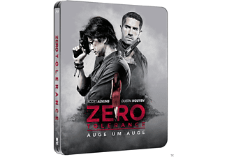 Zero Tolerance - Auge um Auge (Steel-Edition) - (Blu-ray)