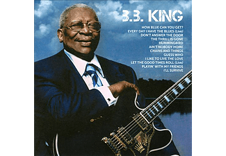 B.B. King - Icon (CD)