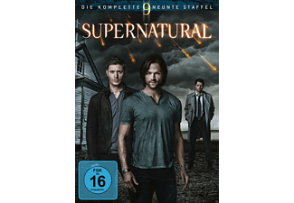 Supernatural - Die komplette 9. Staffel - (DVD)
