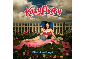 Katy Perry - One Of The Boys - (CD EXTRA/Enhanced)
