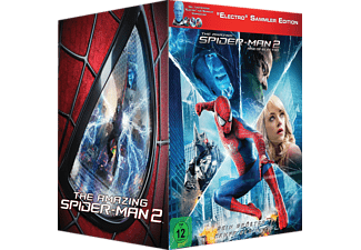 The Amazing Spider-Man 2: Rise of Electro [3D Blu-ray (+2D)]