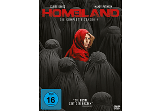 Homeland Staffel 4 Dvd Tv Serien Dvd Mediamarkt