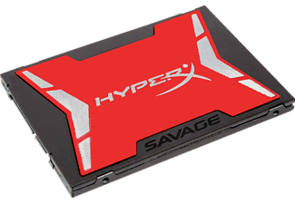 Disco duro SSD de 240 GB - Kingston HyperX SAVAGE, SATA III