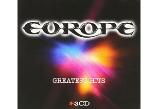Europe - Greatest Hits (3 Cd's) - (CD)