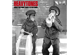 Heavytones - Songs That Didnt Make It To The Show - (CD)