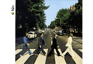 The Beatles - Abbey Road-Stereo Remaster - (CD)