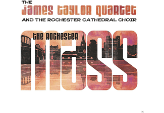Rochester Cathedral Choir, James Quartet Taylor - The Rochester Mass - (CD)