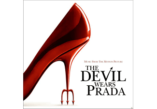 VARIOUS - The Devil Wears Prada - (CD)
