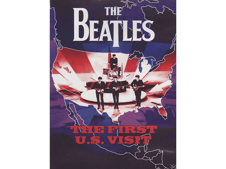 The Beatles - The First U.S.Visit [DVD]