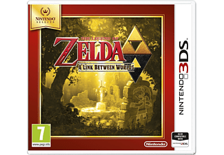Select 3DS Zelda a link between worlds FR