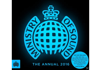 VARIOUS - Ministry Of Sound-The Annual 2016 - (CD)