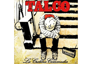 Talco - La Cretina Commedia - (CD)
