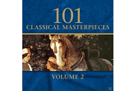 VARIOUS - 101 Classical Masterpieces Vol. 2 [CD]