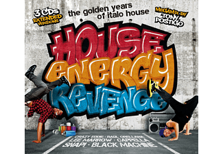 VARIOUS - House Energy Revenge - (CD)