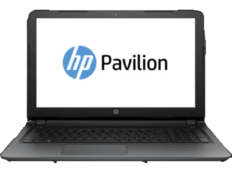 HP  Pavilion 15-AB232NG, Notebook, Core i5 Prozessor, 1 TB HDD, GeForce 940M, Schwarz | 00889894562937