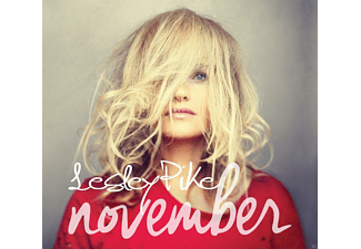 Lesley Pike - November - (CD)