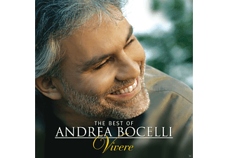 Andrea Boccelli - Vivere (The Best Of) CD