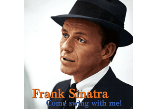 Frank Sinatra - Come Swing With Me - (CD)