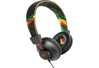 HOUSE OF MARLEY Positive Vibration Rasta met microfoon