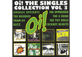 Various - Oi! The Singles Vol.3 - (CD)