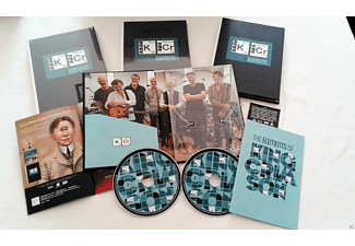 King Crimson - The Elements Tour Box 2015 - (CD)