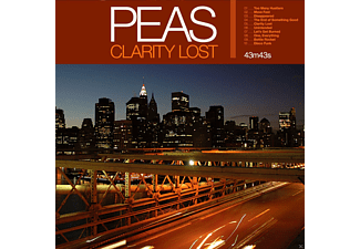 Peas - Clarity Lost - (CD)