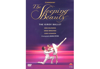 VARIOUS, The Kirov Ballet, Orchestra Of The Leningrad Theatre Of Opera & Ballet - Tchaikovsky - The Sleeping Beauty - (DVD)