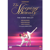 VARIOUS, The Kirov Ballet, Orchestra Of The Leningrad Theatre Of Opera & Ballet - Tchaikovsky - The Sleeping Beauty [DVD]