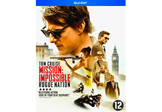 Mission Impossible 5: Rogue Nation Steelbook Blu-ray