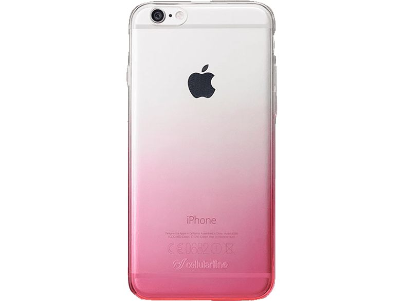 CELLULAR LINE  37113 Shadow Backcover Apple iPhone 6/6S Kunststoff Pink | 08018080252198