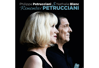Nathalie Blanc, Philippe Petrucciani - Remember - (CD)