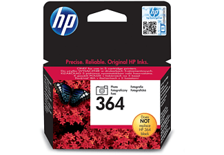 HP 364 Inktcartridge Zwart (Foto)