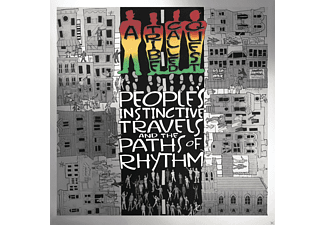 A Tribe Called Quest - People's Instinctive Travels And The Paths Of Rhytm - (CD)