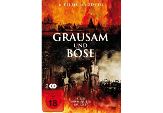 Grausam und Böse Collection - (DVD)