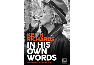 Keith Richards - In His Own Words - (DVD)