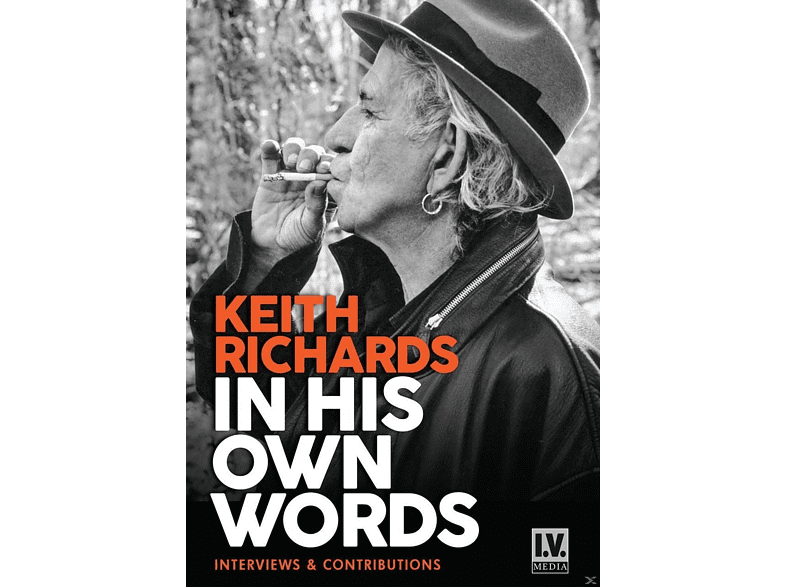 Keith Richards - In His Own Words [DVD]