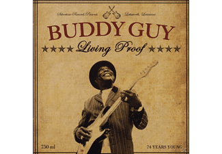 Buddy Guy - LIVING PROOF - (CD)