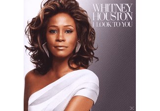 Whitney Houston - I LOOK TO YOU - (CD)